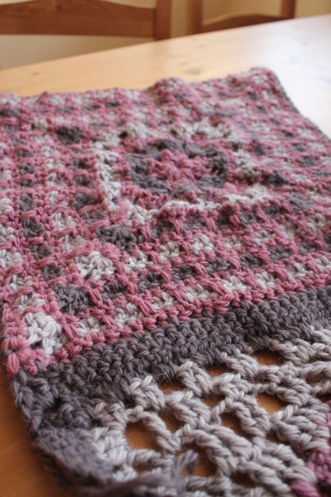 """12"""" filler - KISS FIST crochet along"""